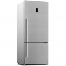 Beyaz Eşya - Arçelik 2476 CEI Kombi İnox Buzdolabı