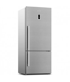 Arçelik 2476 CEI Kombi İnox Buzdolabı