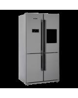 Arçelik 8845 SBS NY Gardrop Tipi İnox Buzdolabı 610 Lt.