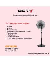 Esty V48001B01 Ayaklı Vantilatör