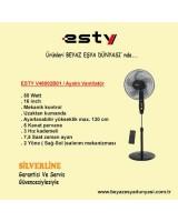 Esty V48002B01 Ayaklı Vantilatör