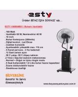 ESTY V48004B01 Buharlı  Vantilatör