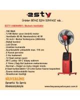 Esty V48004R01 Buharlı Vantilatör