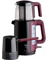 Fakir Harvest Collection Siyah Çay & Kahve Makinesi Seti