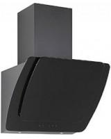 Silverline Mısto  90 cm Siyah Dekoratif Camlı Duvar Tipi Davlumbaz