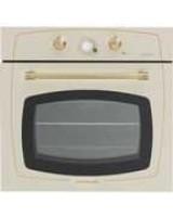 Silverline Rs6235co1 Multifonksiyonel Rustik Bej Emaye Fırın