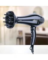 Stilevs FÖNMATİK FN-1411 Profesyonel Saç Kurutma Makinesi - Siyah&Krom