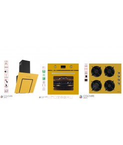 Termikel Yellow Ankastre Set